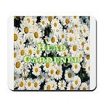Head Gardener Mousepad