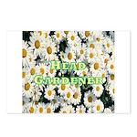 Head Gardener Postcards (Package of 8)