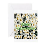 Head Gardener Greeting Card