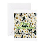 Head Gardener Greeting Card