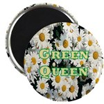 Green Queen Magnet