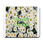 Green Queen Mousepad