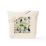 Green Queen Tote Bag