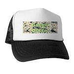 Green Queen Trucker Hat