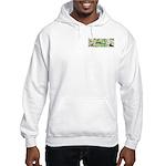 Green Queen Hooded Sweatshirt
