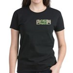 Green Queen Women's Dark T-Shirt