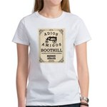 Tombstone Boot Hill Women's T-Shirt