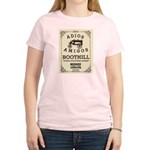 Tombstone Boot Hill Women's Light T-Shirt