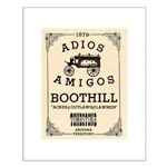 Tombstone Boot Hill Small Poster