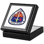 NSA Danang Vietnam Keepsake Box
