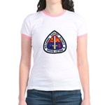 NSA Danang Vietnam Jr. Ringer T-Shirt