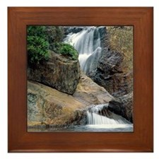 Peaceful Waters Colorado Framed Tile