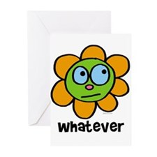 Whatever Cards Greeting Cards (Pk of 20)