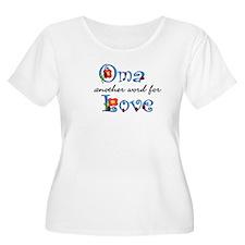 Oma Love T-Shirt
