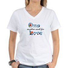 Oma Love Shirt