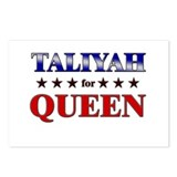TALIYAH for queen Postcards (Package of 8)