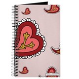 Paisley Heart Journal