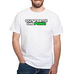 Pong White T-Shirt