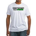 Pong Fitted T-Shirt