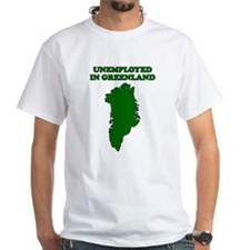 Unemployed in Greenland Shirt