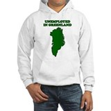 Unemployed in Greenland Jumper Hoody