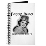 Fanny Bush Cricket Fan Journal