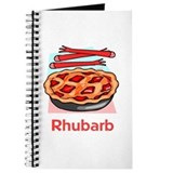 Rhubarb Journal