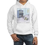 Dinosaur Computer Exhibit Hooded Sweatshirt