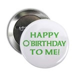 Happy O'Birthday to Me 2.25