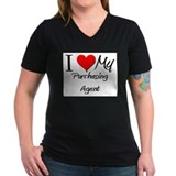 I Heart My Purchasing Agent Shirt