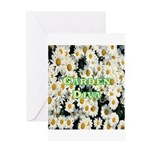 Garden Diva Greeting Card