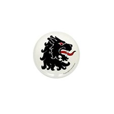 Populace Badge Two Mini Button (10 pack)