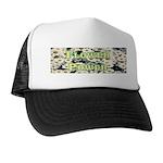 Flower Power Trucker Hat