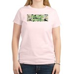 Flower Power Women's Light T-Shirt