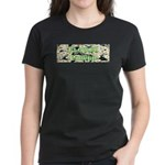 Flower Power Women's Dark T-Shirt