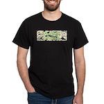 Flower Power Dark T-Shirt