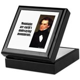 "Hawthorne ""Mountains"" Keepsake Box"