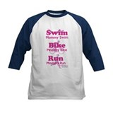 Triathlon Mommy Tee