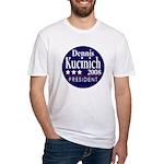 Dennis Kucinich 2008 (Fitted Political T-Shirt)