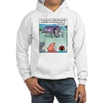 Alien Dogs Hooded Sweatshirt
