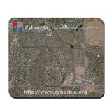 Mousepad - Urban Sprawl