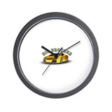 BIG BROTHER (CAR) Wall Clock