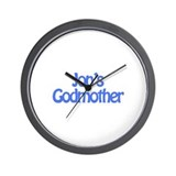 Jon's Godmother Wall Clock