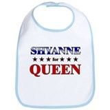 SHYANNE for queen Bib