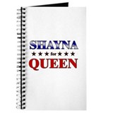 SHAYNA for queen Journal