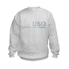 OBAMA USO Kids Sweatshirt