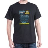 Funny Yellow school bus T-Shirt