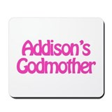 Addison's Godmother Mousepad