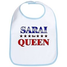 SARAI for queen Bib