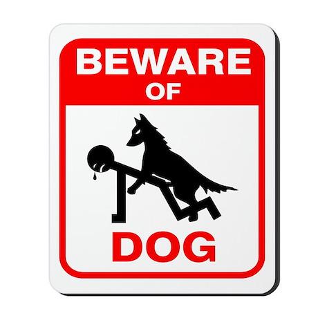 Beware Gifts > Beware Office > Beware Of Dog? Mousepad German Shepherd Dog Reviews